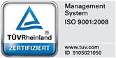 ISO9001 Zertifiziert
