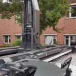 Combilift mit hydraulischer 2Taschen-Anlage von velsycon