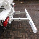 Combilift mit hydraulischem Unterfahrschutz von Velsycon