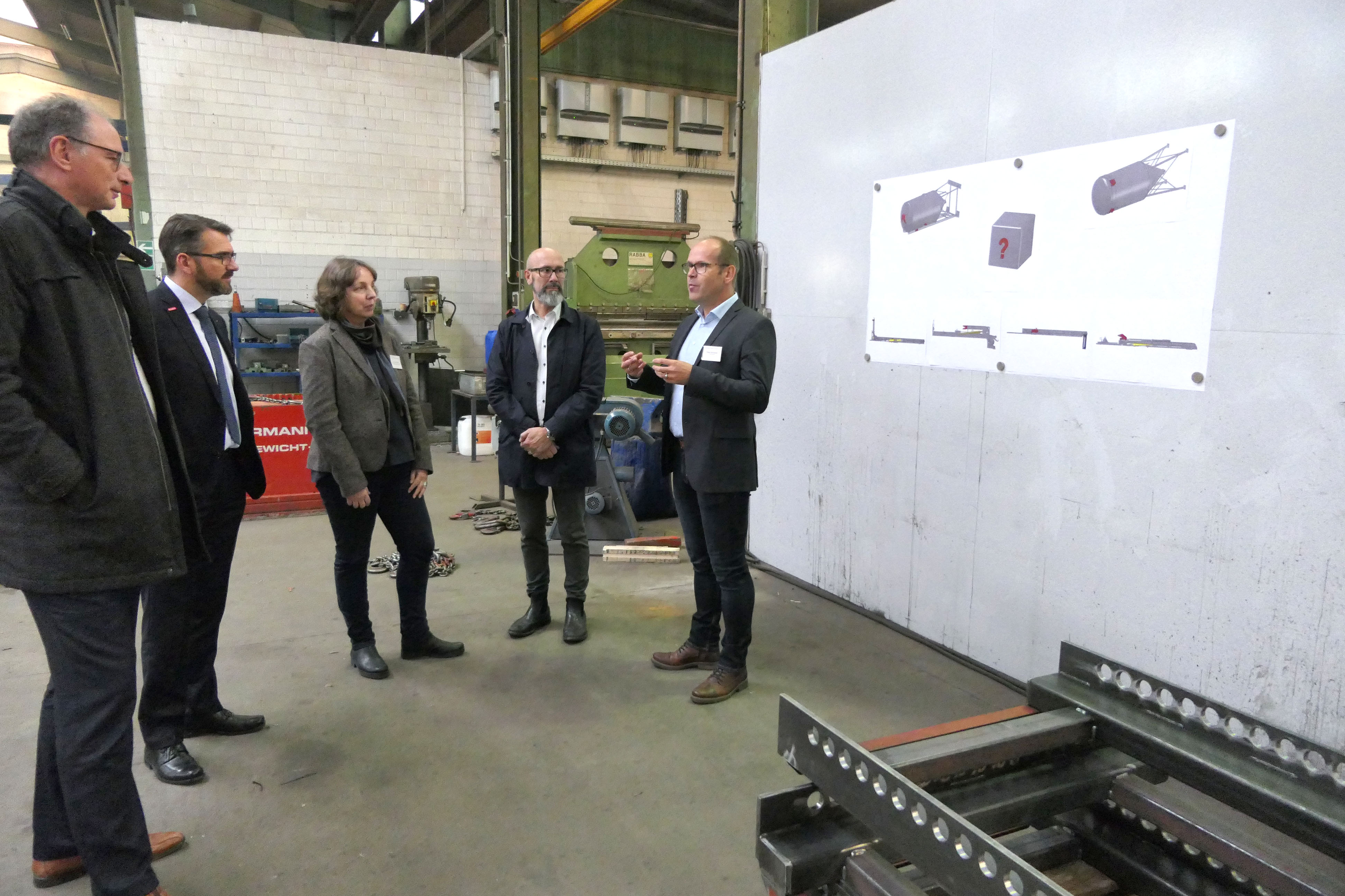 Innovationstour HWK Oldenburg bei velsyon