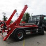 Montage Abrollkipper - Absetzkipper - velsycon Fahrzeugbau