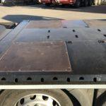 Fahrzeubau velsycon - Pritsche aufbauen - Ladefläche mit Zurrösen