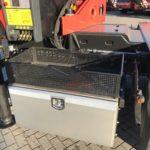 Fahrzeugbau - Sonderanfertigungen - velsycon - Staukiste Ladekran