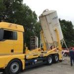 velsycon - wechselsysteme - transport- silos
